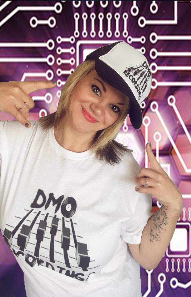 DMO Recordings T-Shirt / Cap