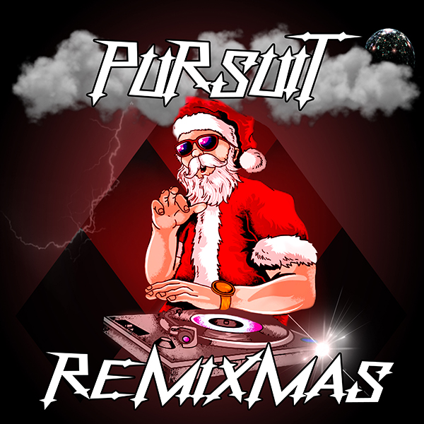 PURSUIT - REMIXMAS (DMO Christmas Album 2019) -> nurave, breakbeat, hardcore, jungle
